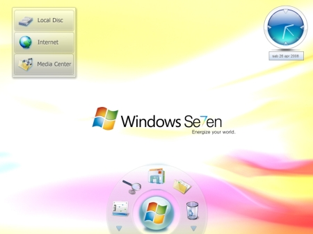 Windows 7 Gadgets Beta - Concept