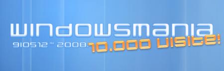 WindowsMania ha finalmente raggiunto 1000 visite!